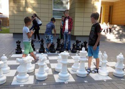 Vaikų laisvalaikis
