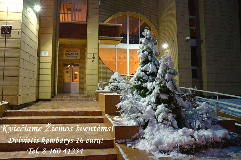 Kviečiame Žiemos šventėms
